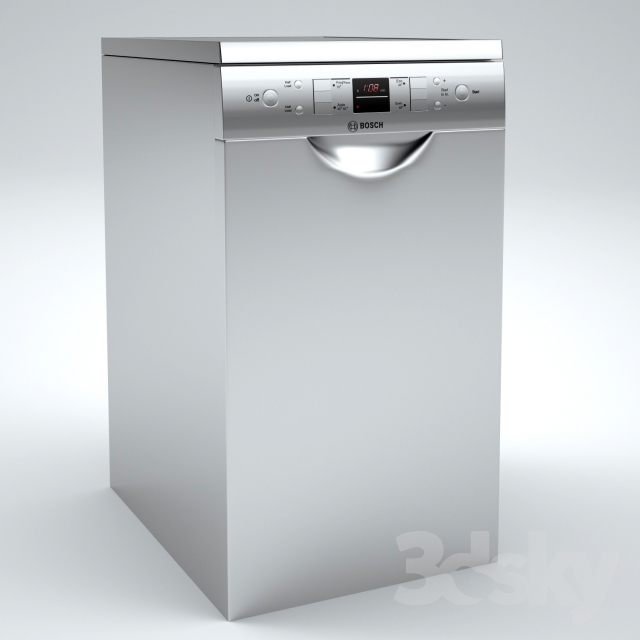 3d Models: Kitchen Appliance