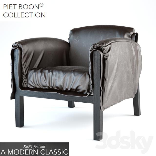 Piet Boon Kent Fauteuil.3d Models Arm Chair Kent Fauteuil Piet Boon