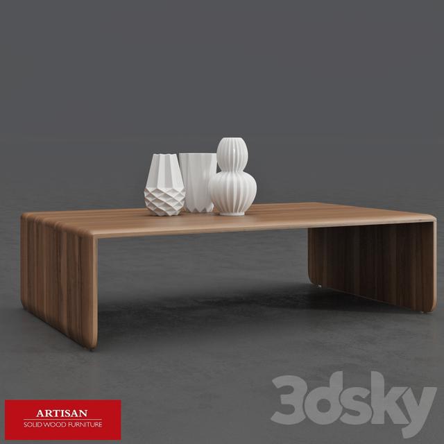 Artisan / Invito Coffee table