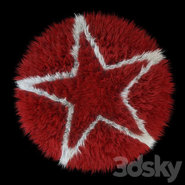 Rug Star Round
