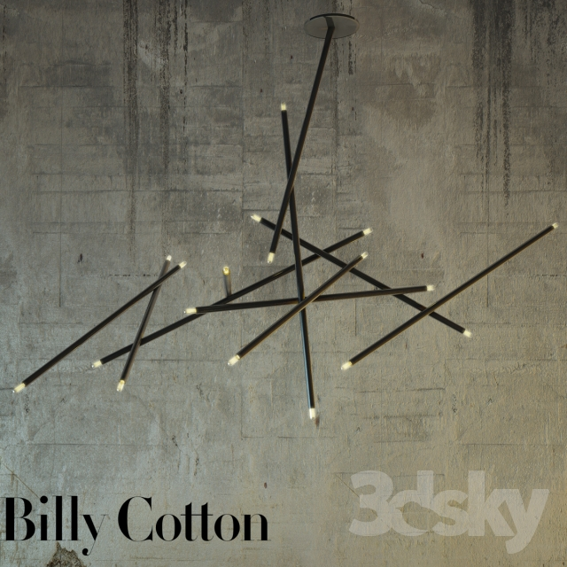 3d models ceiling light lamp billy cotton lamp billy cotton aloadofball Gallery