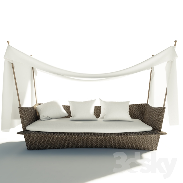 3d Models Other Soft Seating Beach Furniture Soft