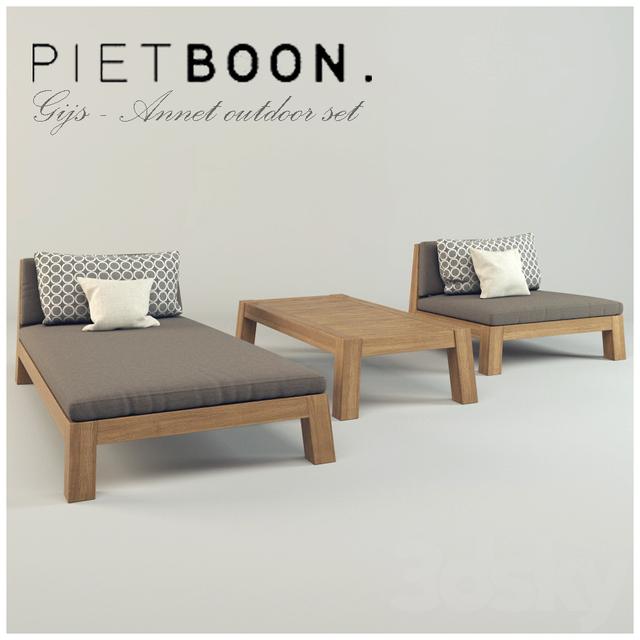 Piet Boon Outdoor Set