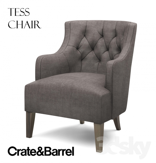 Crate U0026amp; Barrel Tess Chair