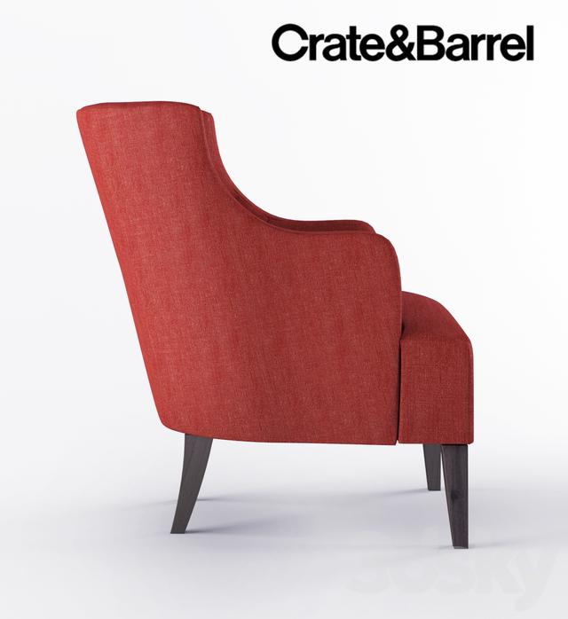 Crate U0026amp; Barrel Tess Chair. 3dsMax 2015 + Fbx (Vray) ...