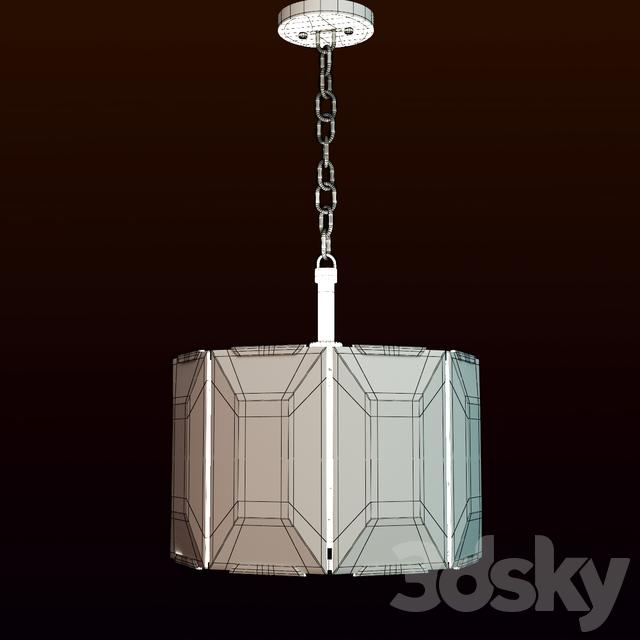 3d Models Ceiling Light Chandelier Restoration Hardware Harlow Crystal 19