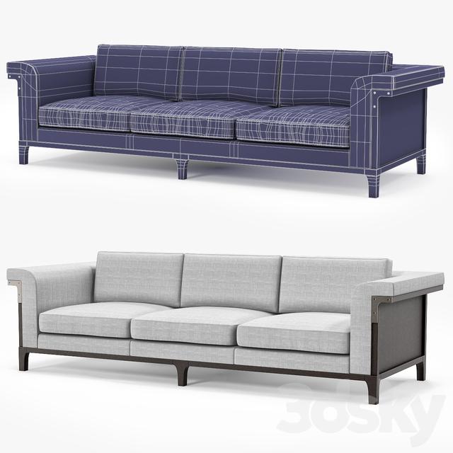 Holly Hunt Hadrien Sofa 1