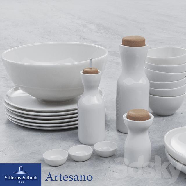Tableware Villeroy & boch Artesano