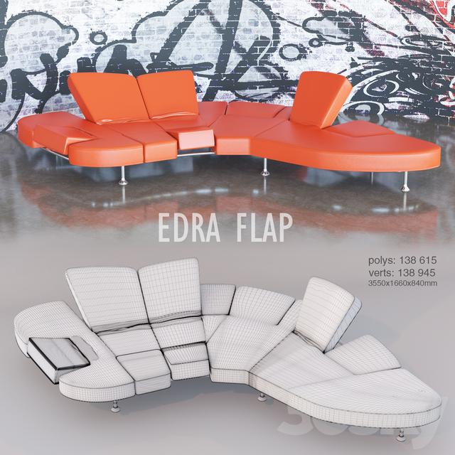 Sofa Edra Flap