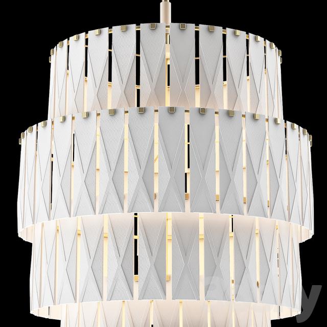 3d models ceiling light meissen couture chandelier. Black Bedroom Furniture Sets. Home Design Ideas