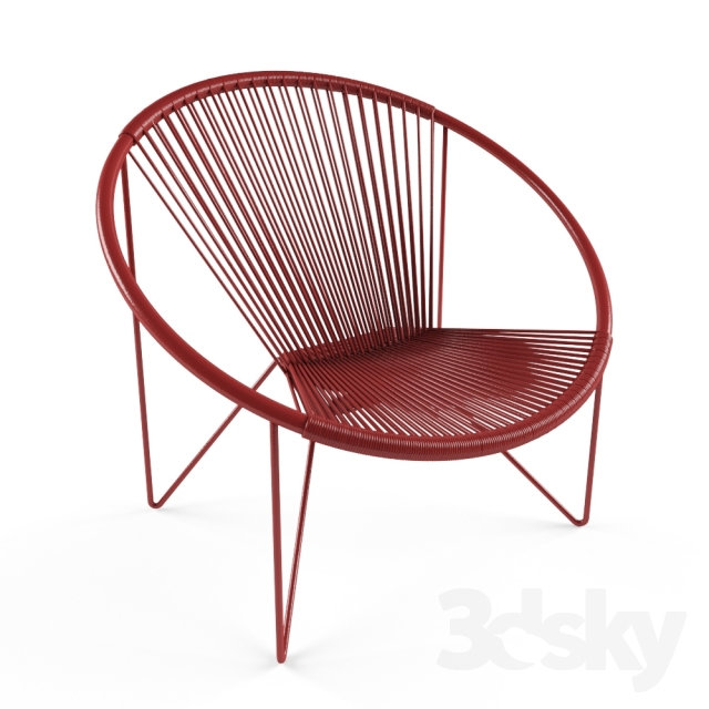 Gentil String Chair