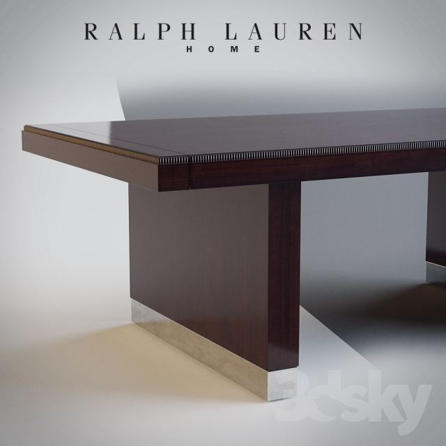 3d Models Table Chair Ralph Lauren Home Cliff House Dining