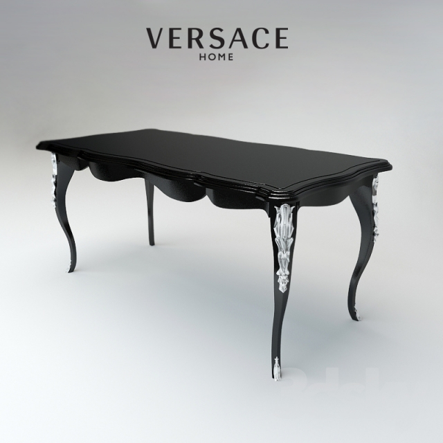 3d models table versace berenice for Table versace