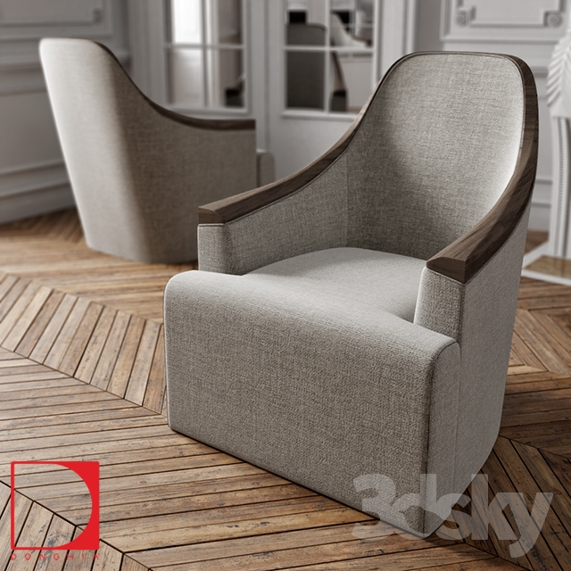 Donghia   Georgette Lounge Chair