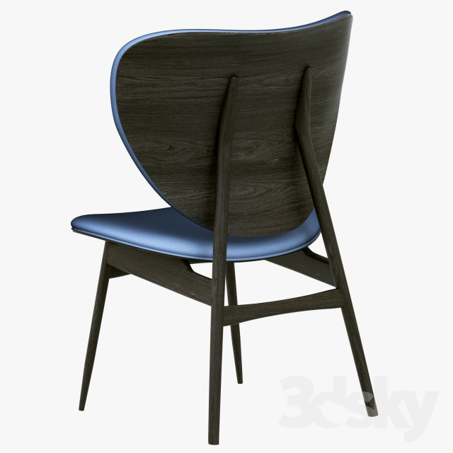 3d Models: Chair   Baxter Alma Chair