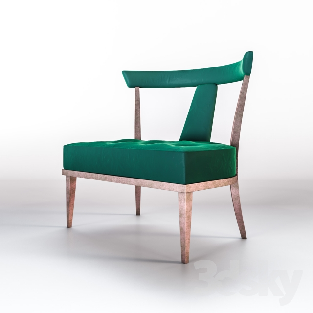 Modelos 3d: poltrona - cadeira personalizada