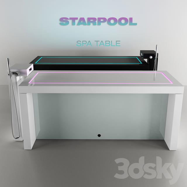 STARPOOL spa table