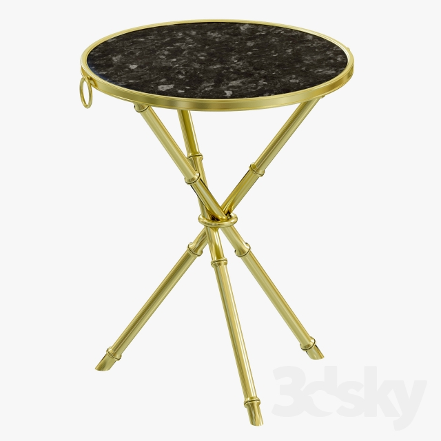 Ralph Lauren RUE ROYALE SIDE TABLE
