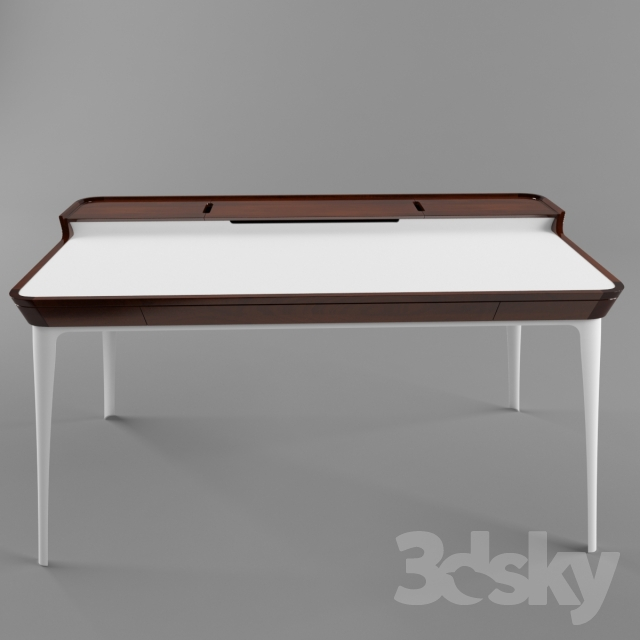 D Models Table Herman Miller Airia Desk   Airia Desk Herman Miller