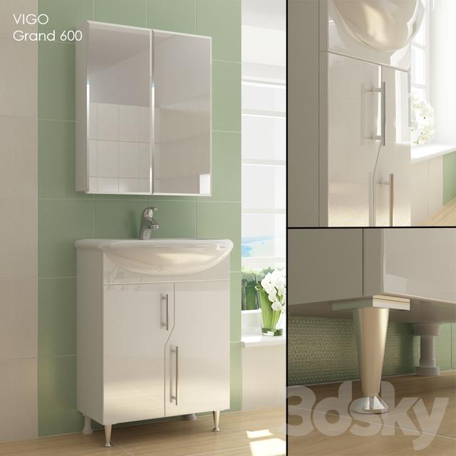 Models Bathroom Furniture Washbasin With Vigo Collection Of Grand 450 500 550 600