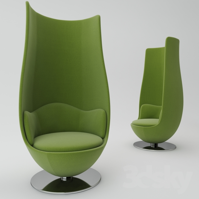 3d Models Arm Chair Cappellini Wanders Tulip Armchair