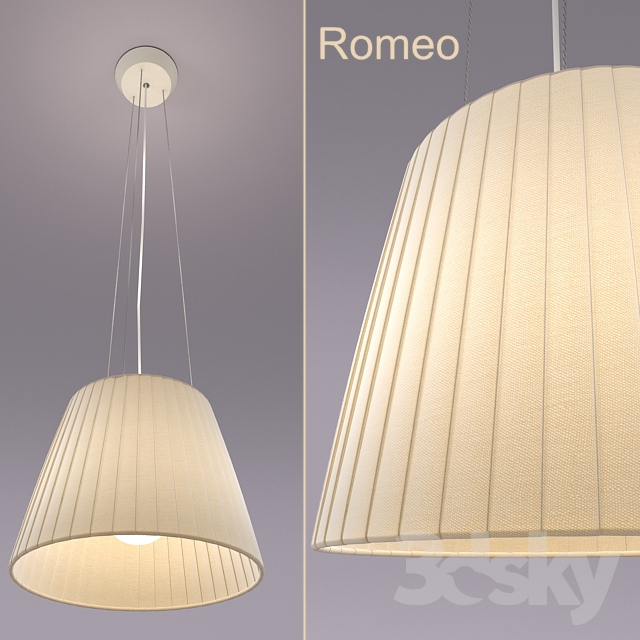 Hanging lamp Romeo