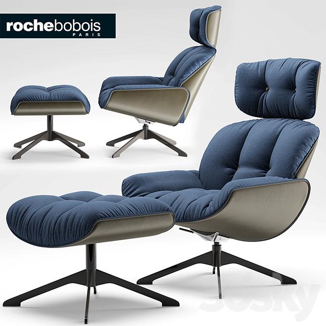 Armchair Roche Bobois QUIET LIFE ARMCHAIR