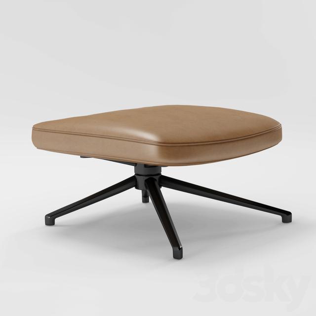 3d Models Arm Chair Minotti Jensen Armchair