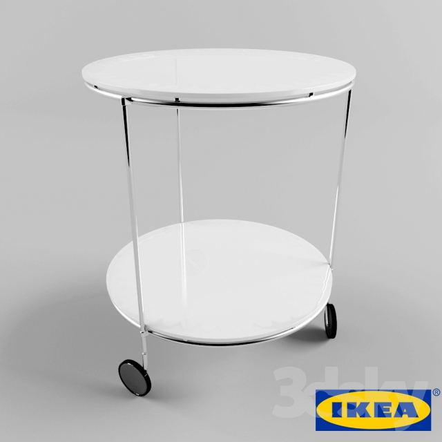 3d models table ikea strind pridivanny table. Black Bedroom Furniture Sets. Home Design Ideas