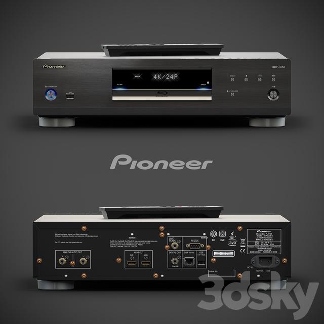 3d models: Audio tech