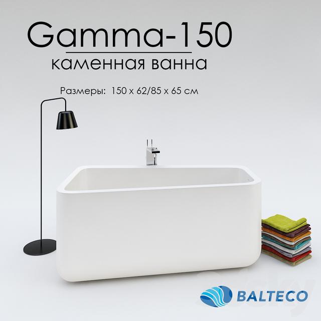 Stone bath Balteco Gamma-150
