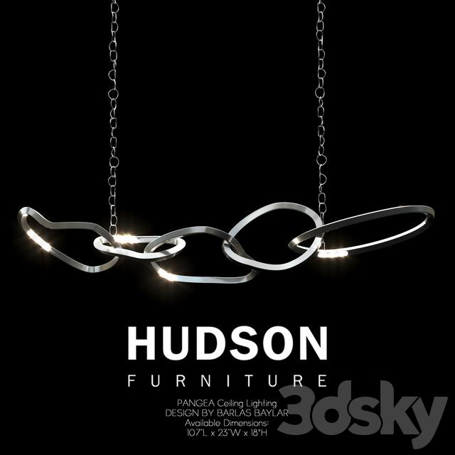 Hudson Furniture Pangea Ceiling Lightning