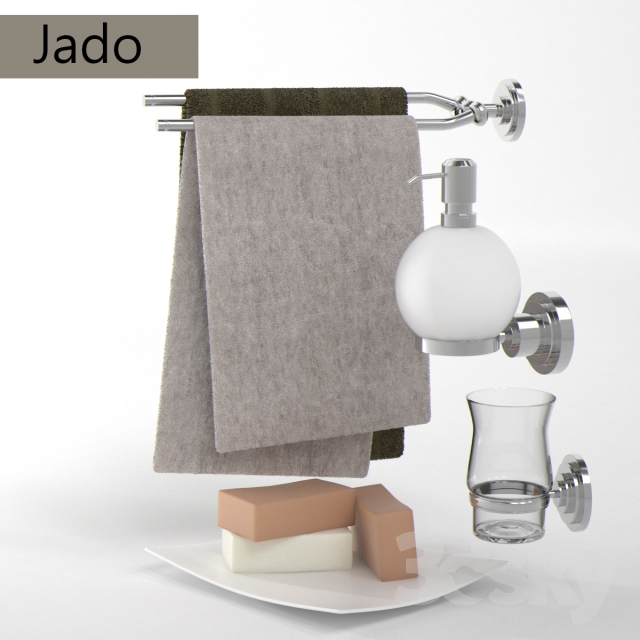 Decor Toilet Jado