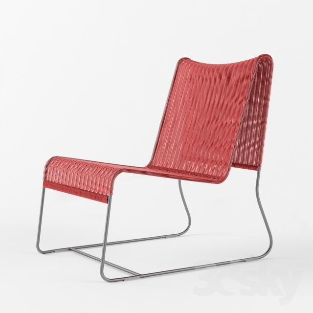 IN / OUT Armchair