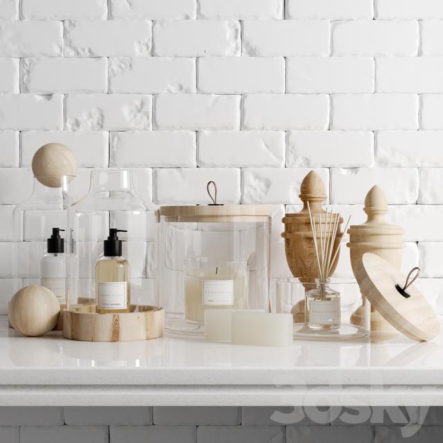 Zara Bathroom Set
