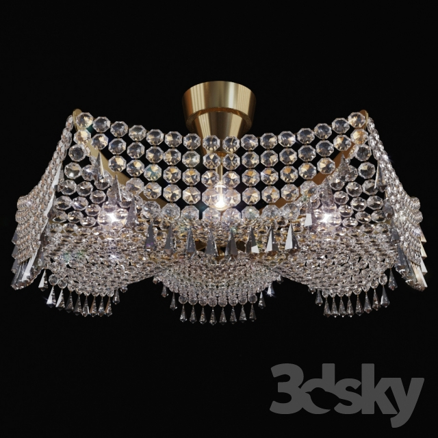 3d models ceiling light chandelier preciosa chandelier cb chandelier preciosa chandelier cb 072102006 brass aloadofball Image collections