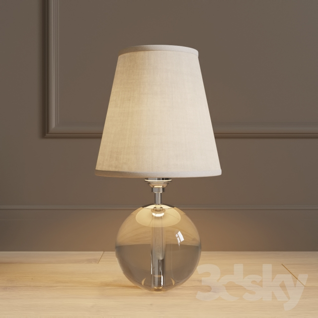 Crystal Table Lamp Horchow