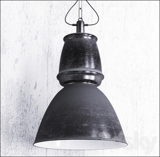 Loft lamp II