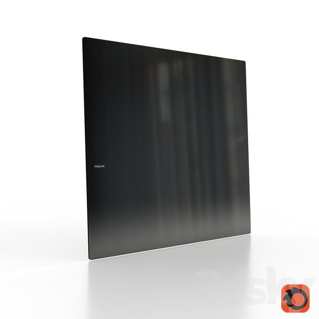 3d models tv philips design line led tv. Black Bedroom Furniture Sets. Home Design Ideas