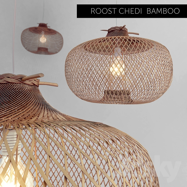 3d models ceiling light bamboo ceiling lamp bamboo ceiling lamp aloadofball Choice Image
