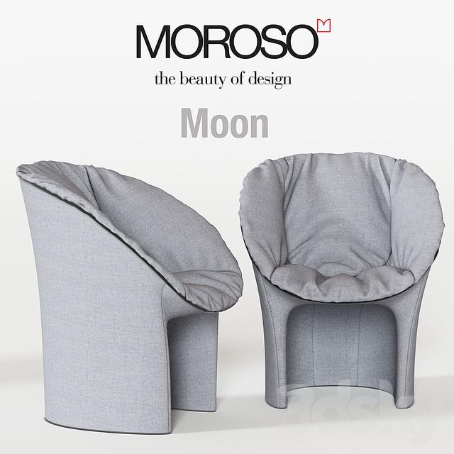Outstanding 3D Models Chair Moroso Moon Chair Spiritservingveterans Wood Chair Design Ideas Spiritservingveteransorg