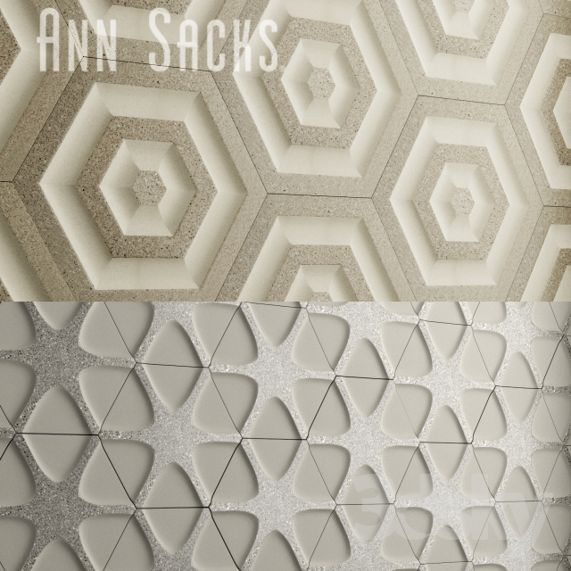Tile Andy Fleishman from Ann Sacks