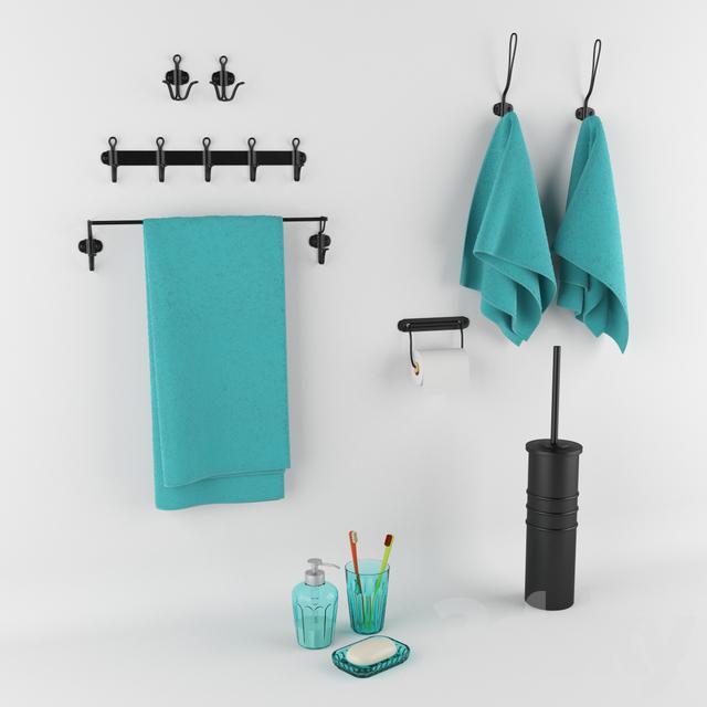 3d Models Bathroom Accessories Accessories For Ikea Bathroom
