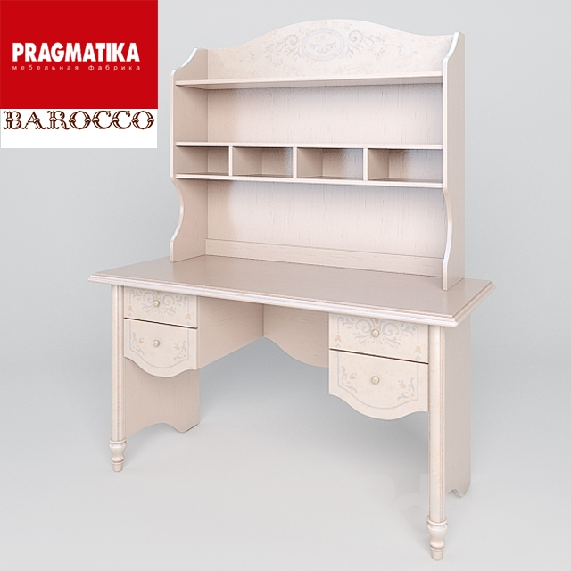 Buffet Pragmatika Barocco