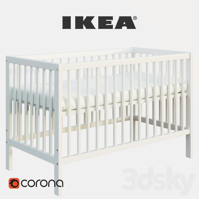 Ikea Gulliver Cot