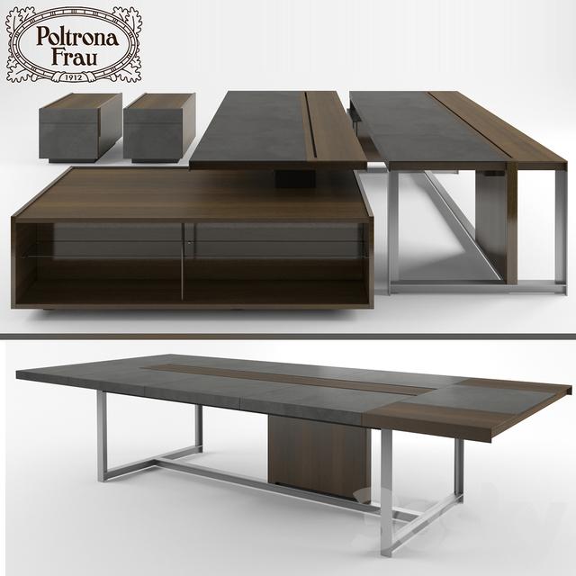 3d Models: Office Furniture
