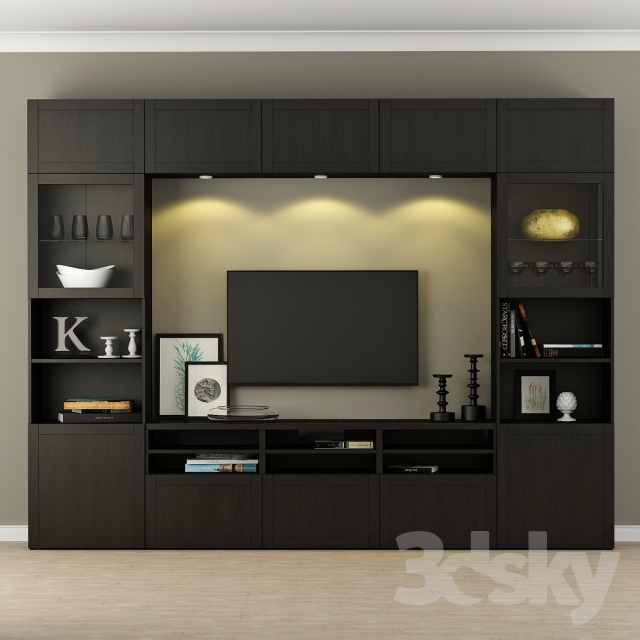 3d Models Wardrobe Amp Display Cabinets