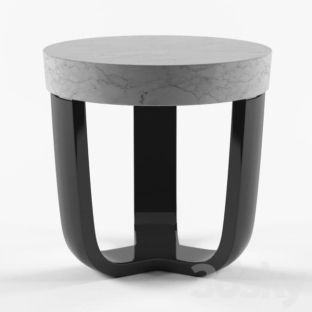 Eric Schmitt tripode table