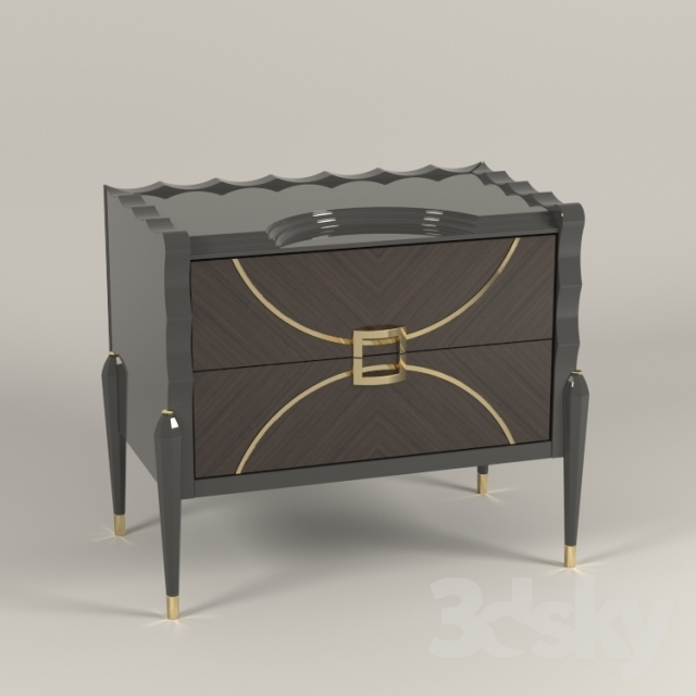 3d Models Sideboard Chest Of Drawer Carpanese Home