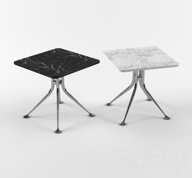 Vitra Splayed Leg Table